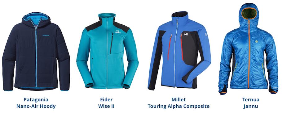 d5f23ec7d0f9d1 Vestes softshells - softshell randonnée, alpinisme, ski de rando